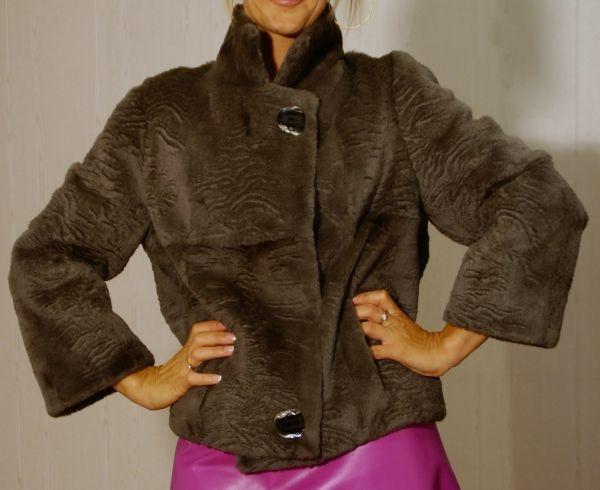 Куртка из меха кролика Минск