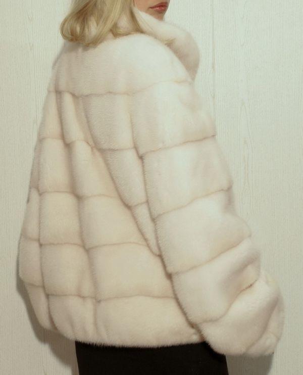 Куртка из норки фото