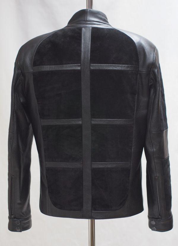 Куртка из натуральной кожи фото