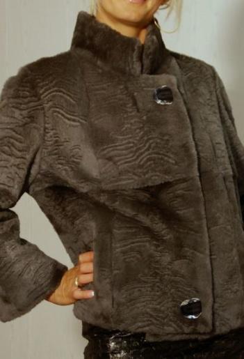 Куртка из меха кролика заказать в Галлафур