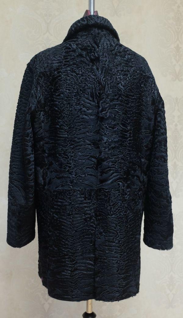 Мужское пальто из каракуля в Минске