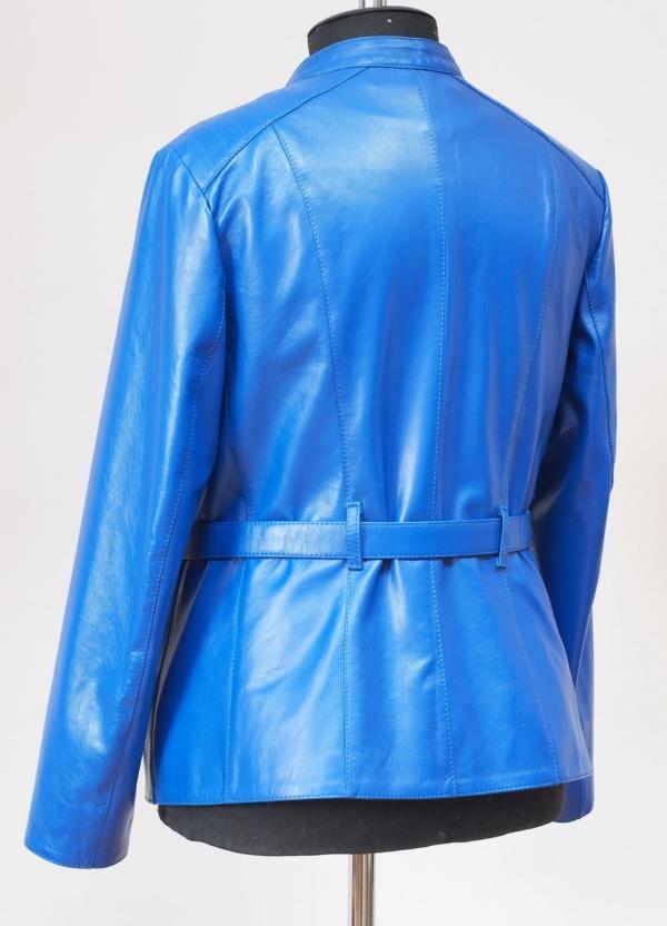 Куртка из натуральной кожи ателье Галлафур